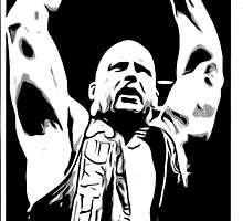 WWE Stone Cold Steve Austin by chrisjh2210