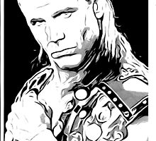 WWE Shawn Michaels HBK by chrisjh2210