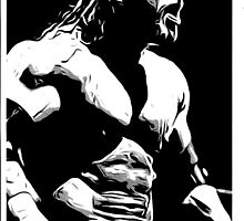 WWE Triple H by chrisjh2210