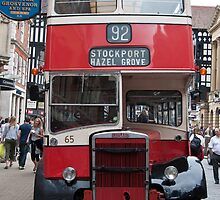 No 92 to Stockport by David Bradbury