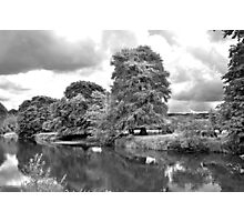 River Nore at Thomastown Photographic Print