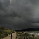 Sarah & the big black cloud ... by RuthHunt