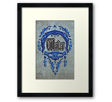 Water, The First Framed Print