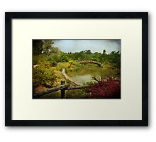 Ontario Summer Framed Print