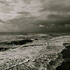 Moody Seas (2) by Lou Wilson