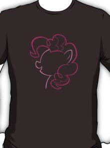 Pinkie Pie Outline T-Shirt