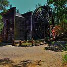 Bale Grist Mill by flyfish70