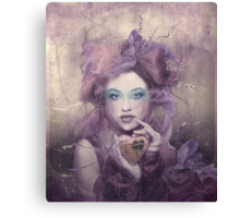 Sugar Plum Canvas Print