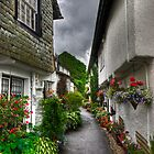 Portrait of a Hawkshead Alley by VoluntaryRanger