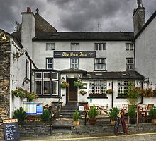 The Sun Inn, Hawkshead by VoluntaryRanger