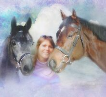 Friends Old and New by Trudi's Images