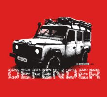 Land Rover Defender by Robin Lund