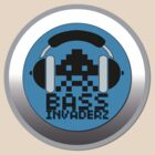 Bass Invader 2 by HIGGZY