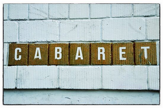 cabaret. by trounoir