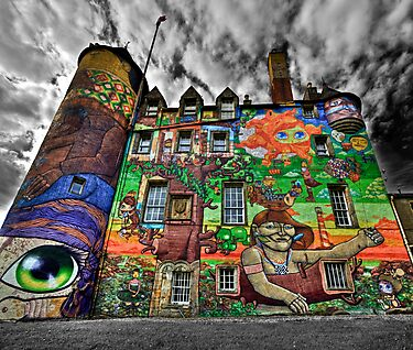 Kelburn Castle by Roddy Atkinson