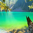 Goat Lake by YogiColleen