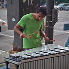 Marimba of Fire by John Cruz