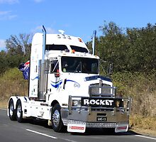 LIGHTS ON THE HILL KENWORTH by maloo325