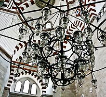 Mosque Candelabra by phil decocco