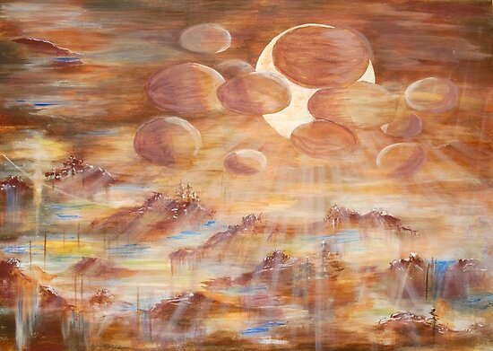Twilight of Dreams by Kathie Nichols