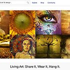 10 August 2011 by The RedBubble Homepage