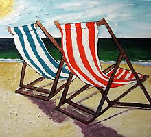 The Sun is Shining July 11 by gillsart