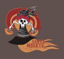 Santa Muerte by Baser