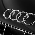 Audi Emblem by AndrewBerry