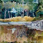 Reflections by Cal Kimola Brown