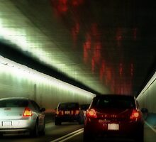 Through the Fort Pitt Tunnel by vigor