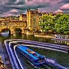 Pulteney Bridge by LudaNayvelt