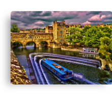 Pulteney Bridge Canvas Print
