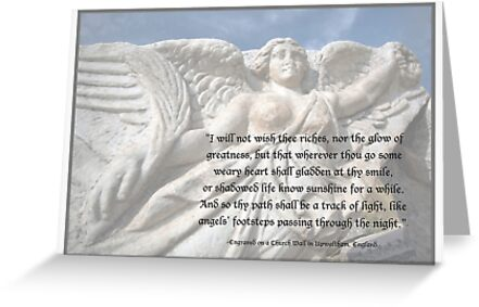 Angels' Footsteps by Glennis  Siverson