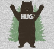 Bear Hug (Reworked) Kids Clothes