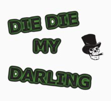 Die, Die Misfits inspired tee by JadeCummins