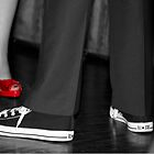 Red Shoes by mokidugway