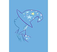 Trixie Outline Photographic Print