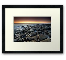 This Is Armageddon Framed Print
