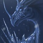The ice dragon by Enikő Tóth