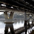 Under the Bridge.  by waxyfrog