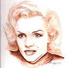 Marilyn by Opanowicz
