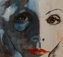 Greta Garbo by LoveringArts