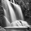Jourama Falls ~ Upper Cascade by Dieter Tracey