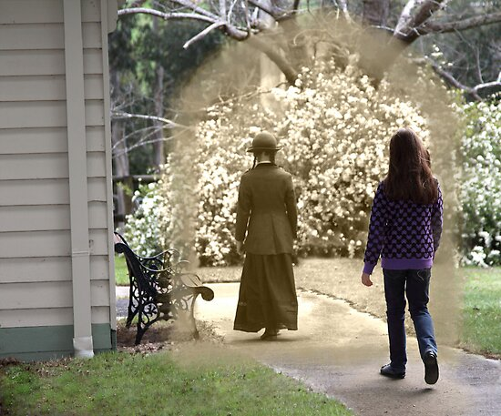 A Walk Back In Time by Sherie Howard