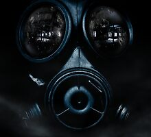 gAS mASK rESpIRATOR by NaRKoS