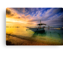 Morningtide Canvas Print