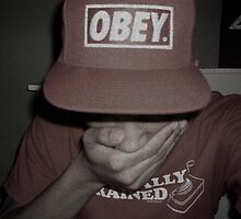 Greg. Obey. by jbreezy