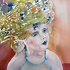 May Hege Rygel - Watercolors 2012 - figures and portraits by May Hege  Rygel