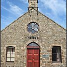 Melvin Village Hall, Tarves, Scotland by Peter Ackers