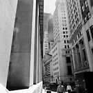 Wall Street, New York City  by Alberto  DeJesus